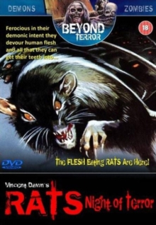 Rats - Night of Terror, DVD