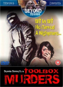 The Toolbox Murders, DVD DVD
