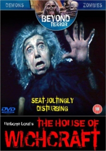 The House of Witchcraft, DVD DVD