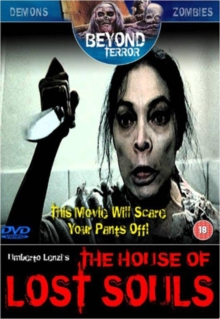 The House of Lost Souls, DVD DVD