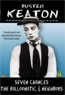 Buster Keaton: Seven Chances/The Balloonatic/Neighbours, DVD