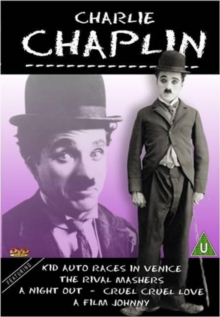 Charlie Chaplin Collection, DVD