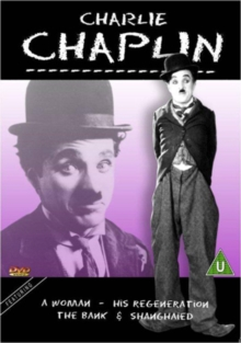 Charlie Chaplin Collection: Volume 4, DVD