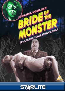 Bride of the Monster, DVD