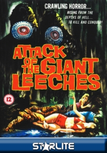 Attack of the Giant Leeches, DVD