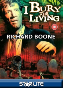 I Bury the Living, DVD