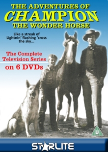 The Adventures of Champion the Wonder Horse, DVD
