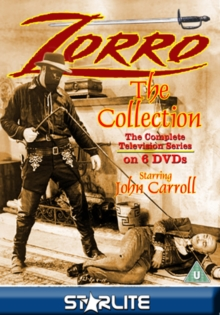 Zorro: The Collection, DVD  DVD