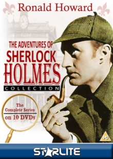The Adventures of Sherlock Holmes: Entire Series, DVD