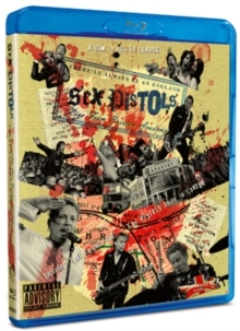 Sex Pistols: There'll Always Be an England, Blu-ray