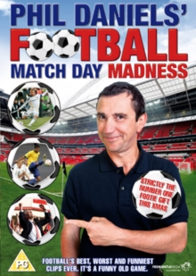 Phil Daniels' Match Day Madness, DVD