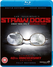 Straw Dogs, Blu-ray