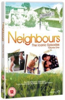 Neighbours: The Iconic Episodes - Volume 1, DVD
