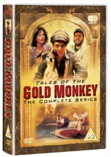 Tales of the Gold Monkey: The Complete Series, DVD