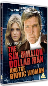 The Return of the Six Million Dollar Man and the Bionic Woman, DVD