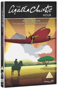 The Agatha Christie Hour: Magnolia Blossom/The Case of The..., DVD