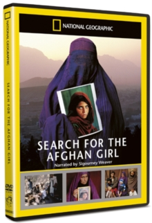 National Geographic: Search for the Afghan Girl, DVD