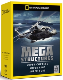 National Geographic: Megastructures, DVD