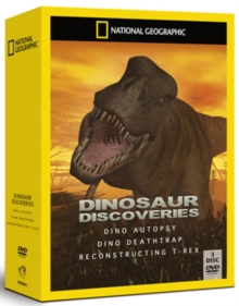 National Geographic: Dinosaur Discoveries Collection, DVD