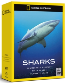 National Geographic: Sharks, DVD