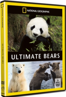 National Geographic: Ultimate Bears, DVD