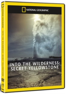 National Geographic: Secret Yellowstone, DVD