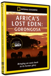 National Geographic: Africa's Lost Eden, DVD