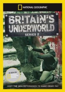 National Geographic: Britain's Underworld - Volume 2, DVD
