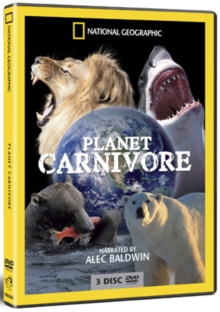 National Geographic: Planet Carnivore Collection, DVD