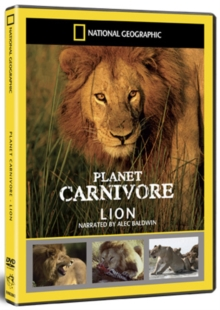 National Geographic: Planet Carnivore - Lion, DVD