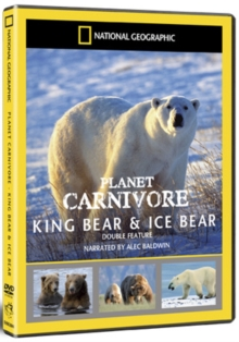 National Geographic: Planet Carnivore - King Bear and Ice Bear, DVD