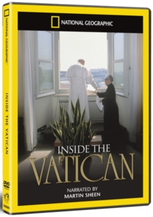 National Geographic: Inside the Vatican, DVD