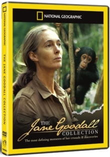 National Geographic: Jane Goodall Collection, DVD