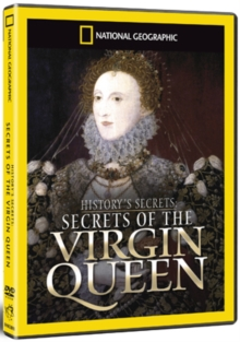National Geographic: Undercover History - The Virgin Queen, DVD  DVD