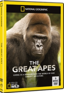 National Geographic: Great Apes, DVD