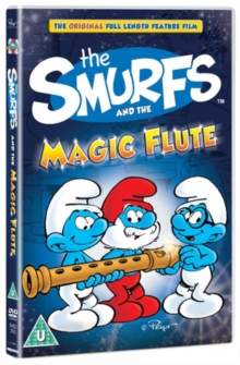 The Smurfs and the Magic Flute, DVD DVD