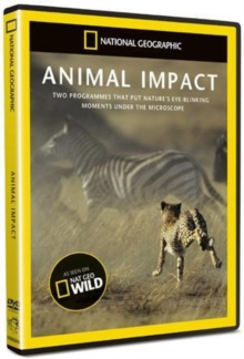 National Geographic: Animal Impact, DVD