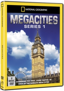 National Geographic: Megacities - Series 1, DVD