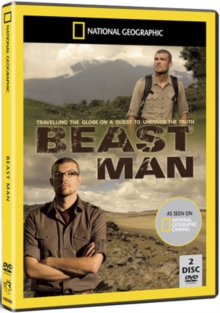 National Geographic: Beast Man, DVD