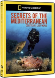 National Geographic: Secrets of the Mediterranean - Cousteau's..., DVD