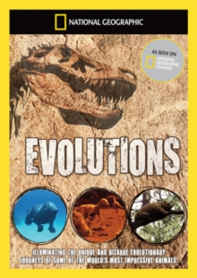 National Geographic: Evolutions, DVD