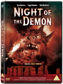 Night of the Demon, DVD