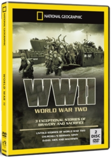 National Geographic: WWII Collection, DVD