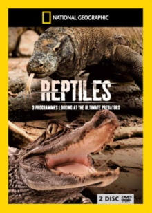 National Geographic: Reptiles Collection, DVD