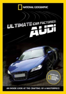 National Geographic: Ultimate Factories - Audi, DVD