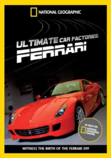 National Geographic: Ultimate Factories - Ferrari, DVD