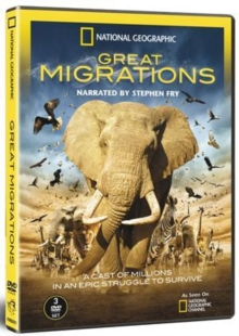 National Geographic: Great Migrations, DVD