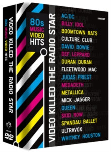Video Killed the Radio Star: Collection, DVD