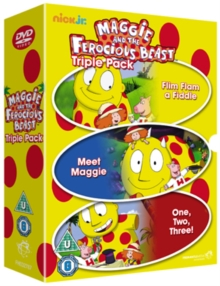 Maggie and the Ferocious Beast: Collection, DVD