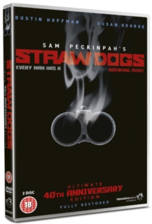 Straw Dogs, DVD  DVD